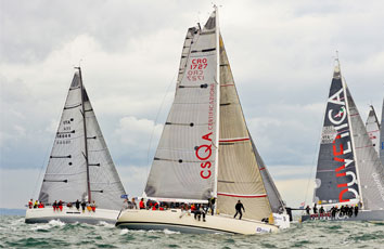 CSQA certifies the sustainable sail