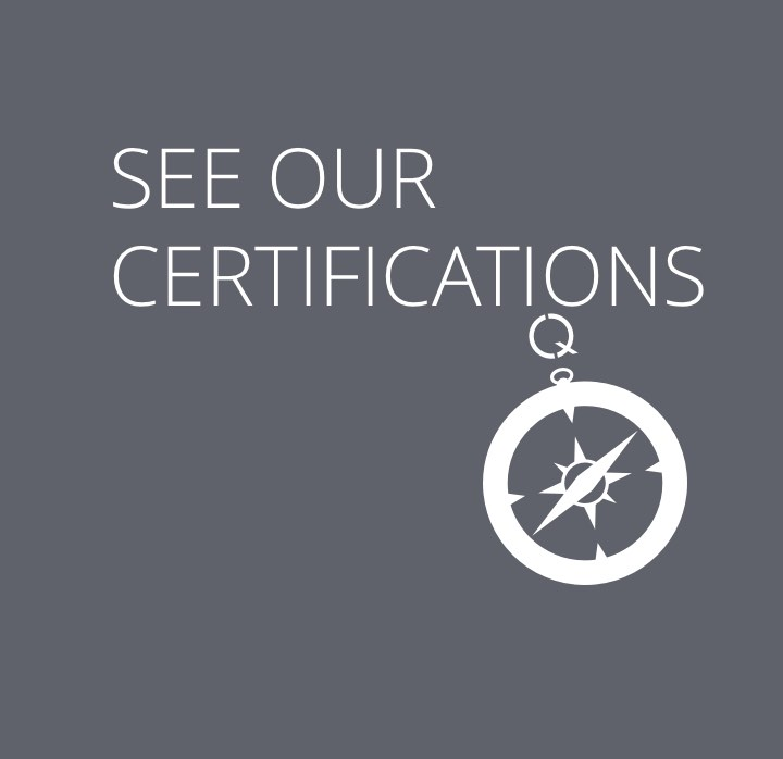 See our certifications